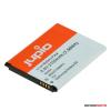 Samsung Galaxy S3 EB-L1G6LLU 2100 mAh NFC mobiltelefon akkumulátor Jupiotól