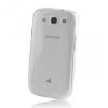Samsung Galaxy S6 SM-G920, Műanyag hátlap védőtok, csillogó, flitteres, arany