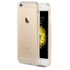 Samsung Galaxy S6 SM-G920, Műanyag hátlap védőtok, méhsejt minta, barna