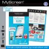 Samsung Galaxy S7 SM-G930, Kijelzővédő fólia, ütésálló fólia (az íves részre is!), MyScreen Protector, Full Screen Glass, arany