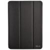 Samsung Galaxy Tab 3 7.0 SM-T210 / P3200, mappa tok, Trifold, BELK, fekete