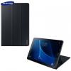 Samsung Galaxy Tab A 10.1 (2016) SM-P580 / P585, S Pen verzió, mappa tok, fekete, gyári, EF-BP580PBEG