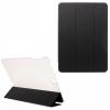 Samsung Galaxy Tab S3 9.7 SM-T820 / T825, mappa tok, Trifold, kéregminta, fekete