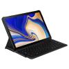 Samsung Galaxy Tab S4 Billentyűzetes tok fekete