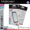 Samsung Galaxy Young 2 SM-G130, Kijelzővédő fólia - 2 db/csomag (Crystal/Antireflex)