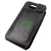 Samsung i908 Omnia fekete flip tok