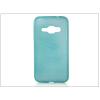 Samsung J120F Galaxy J1 (2016) szilikon hátlap - Jelly Brush - kék