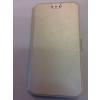 Samsung J500F Galaxy J5 tok oldalra nyitható fehér