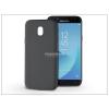 Samsung J530F Galaxy J5 (2017) szilikon hátlap - Soft - fekete