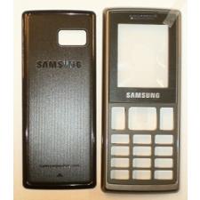 Samsung M150 előlap és akkufedél fekete mobiltelefon előlap