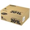 Samsung MLT-D201L Lézertoner SL-M4030ND, M4080FX nyomtatókhoz, SAMSUNG, fekete, 20k