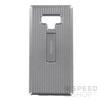Samsung N960 Galaxy Note 9 gyári Protective Standing Cover hátlap tok, szürke, EF-RN960CS, (SM-N960)