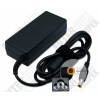 Samsung NP-N510 Series 5.5*3.0mm + pin 19V 3.15A 60W cella fekete notebook/laptop hálózati töltő/adapter utángyártott