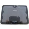 Samsung P5210 Galaxy Tab 3 10.1 Wifi hátlap fekete*