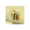 Samsung S5250 Wave 525 be-/kikapcsoló gomb belső*