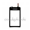 Samsung S5620 Monte érintőplexi fekete*