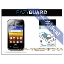 Samsung S6102 Galaxy Y Duos képernyővédő fólia - 2 db/csomag (Crystal/Antireflex) mobiltelefon kellék