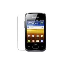 Samsung S6102 Galaxy Y Duos kijelző védőfólia mobiltelefon előlap