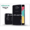Samsung Samsung A710F Galaxy A7 (2016) szilikon hátlap - Nillkin Nature - szürke