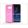 Samsung Samsung G950F Galaxy S8 szilikon hátlap - Ultra Slim 0,3 mm - pink