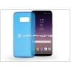 Samsung Samsung G955F Galaxy S8 Plus szilikon hátlap - Ultra Slim 0,3 mm - kék