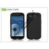 Samsung Samsung i9300 Galaxy S III hátlap - Case-Mate Smooth - black