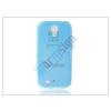 Samsung Samsung i9500 Galaxy S4 szilikon hátlap - Ultra Slim 0,3 mm - kék