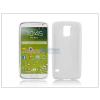 Samsung Samsung SM-G900 Galaxy S5 szilikon hátlap - S-Line - fehér