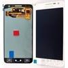Samsung SM-A300 Galaxy A3 kompatibilis LCD modul, OEM jellegű, fehér