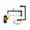 Samsung SM-G920 Galaxy S6, flex kábel home gombhoz fehér