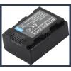 Samsung SMX-F44 3.7V 2200mAh utángyártott Lithium-Ion kamera/fényképezőgép akku/akkumulátor