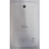 Samsung T210 Galaxy Tab 3 7.0 Wifi akkufedél (keret nélkül) fehér*