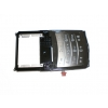 Samsung U600 alsó billentyűzet panel kerettel, billentyűzettel ezüst