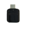 Samsung USB - Type-c átalakító OTG adapter fekete (G950 / G955, Galaxy S8 / S8 Plus)