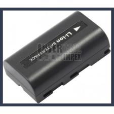Samsung VP-D364W 7.2V 850mAh utángyártott Lithium-Ion kamera/fényképezőgép akku/akkumulátor samsung videókamera akkumulátor