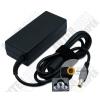 Samsung X460 Series 5.5*3.0mm + pin 19V 3.15A 60W cella fekete notebook/laptop hálózati töltő/adapter utángyártott