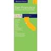 San Francisco (Northern Peninsula Cities), CA térkép - Rand McNally