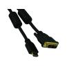 SANDBERG DVI-HDMI monitor kábel  2 m