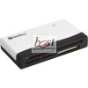 SANDBERG Kártyaolvasó - Multi Card Reader (fehér-fekete; USB; SD;SDHC;SDXC;XD;MS;CF)