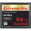 Sandisk 64GB Extreme Pro Compact Flash memóriakártya