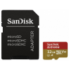 Sandisk Extreme microSDHC V30 A1 32GB + adapter