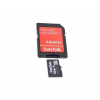 Sandisk MICRO SD CARD 32GB SANDISK + adapter (SDSDQM-032G-B35A)