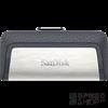 Sandisk Ultra Dual Drive 16GB Type-C és USB 3.0 pendrive, 130MB/s (173336)