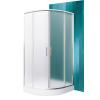 Sanipro Houston Neo 90x90 cm-es íves zuhanykabin