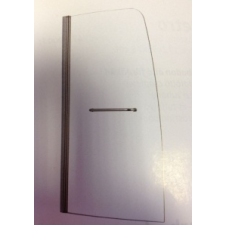 Sanotechnik Egyrészes kádparaván, E85150C kád, zuhanykabin