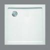 Sanotechnik SMC szögletes zuhanytálca Cikkszám: SC1010S