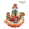 Santoro Cukorkák Pirouettes 3D Képeslap - Cukorkák - PS034