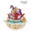 Santoro Hintaló Pirouettes 3D Képeslap - Hintaló - PS052