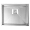 Sapho ZERO beépíthető mosogatótálca, 54x43x20cm, inox (EP386)