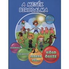 Sas Szilvia A MESÉK BIRODALMA - FOGLALKOZTATÓFÜZET 5-6 ÉVESEKNEK gyermek- és ifjúsági könyv